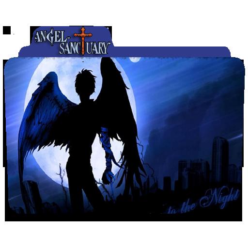 """Képtalálat a következőre: """"Angel Sanctuary ico"""""""