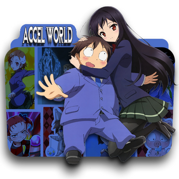 AccelWorld3D by euterpemusa