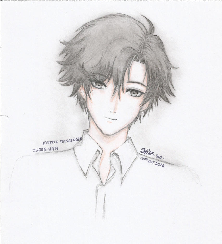 Mystic Messenger Jumin by Hil310