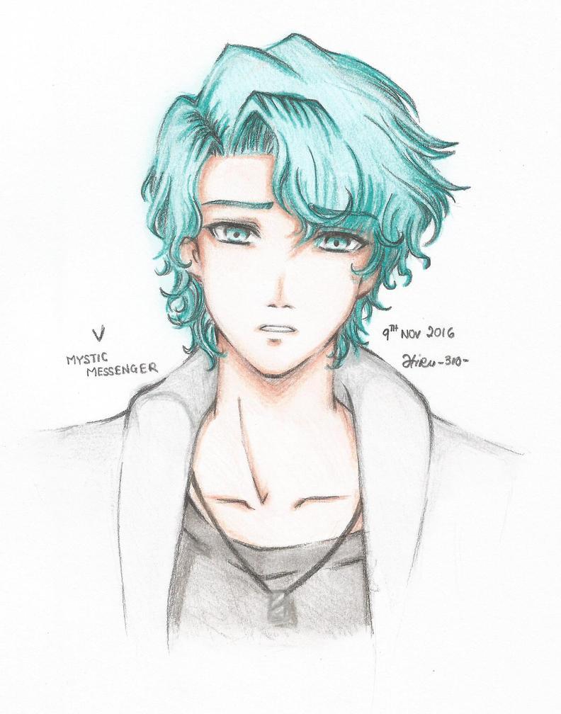 Mystic Messenger V by Hil310