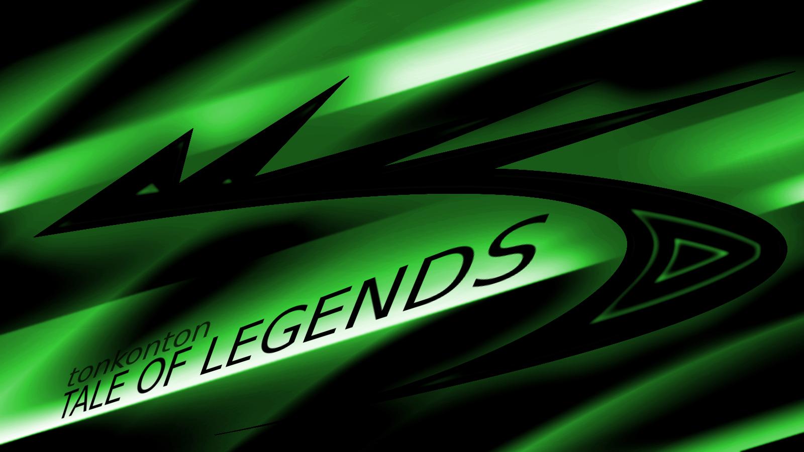 Tale of Legends Wallpaper [song] by tonkonton