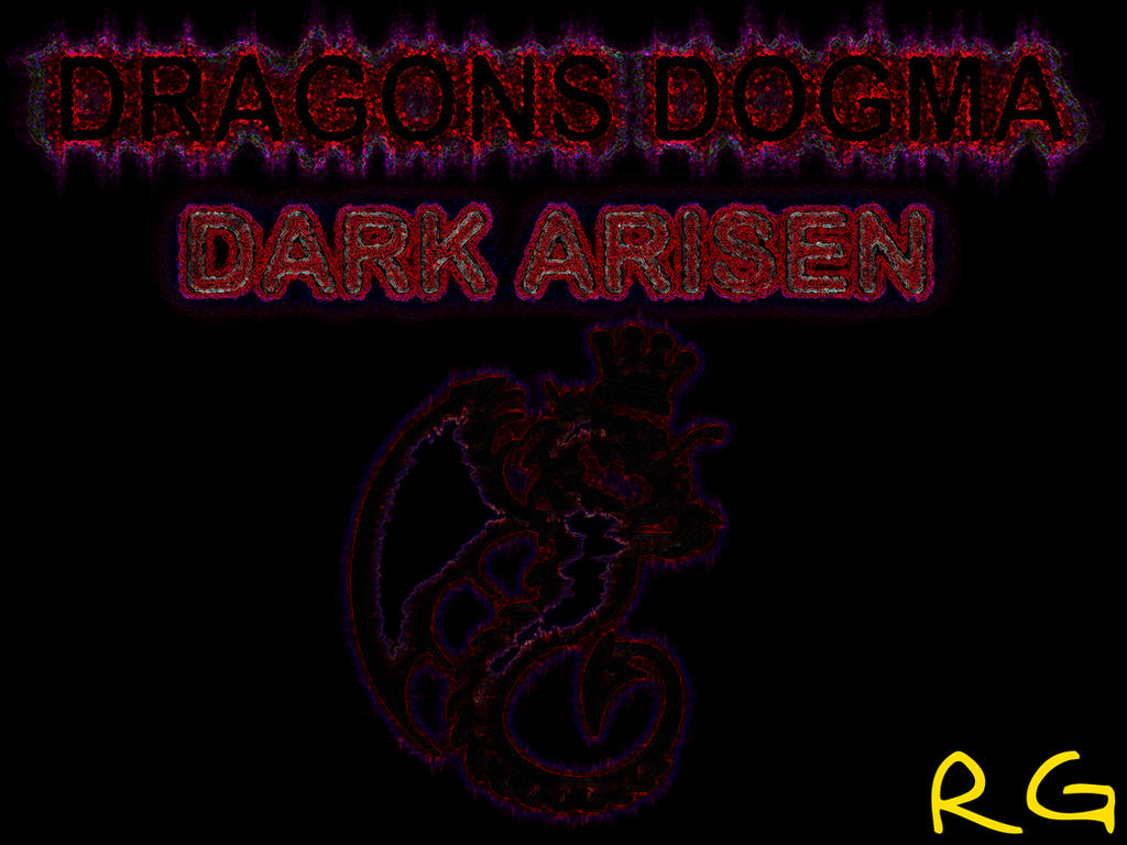 Dragons Dogma Dark Arisen Wallpaper By Lordrobertogamer On Deviantart