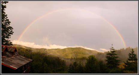 rainbow by kubidlo68