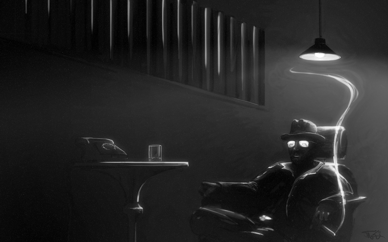 The Waiting Game by Thykka on DeviantArt