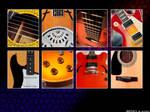 Guitars by aeremita