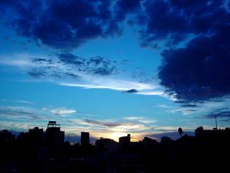 Blue Sky by aeremita