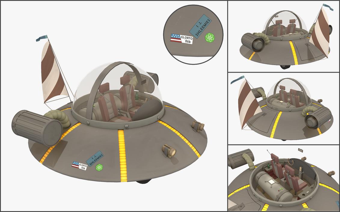 kerbal space program flying saucer - photo #36