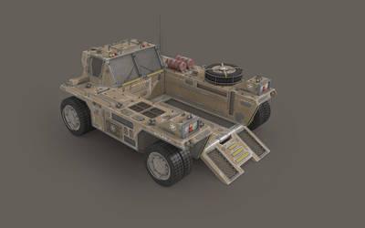 A.T.L.A.S. Heavy Transporter