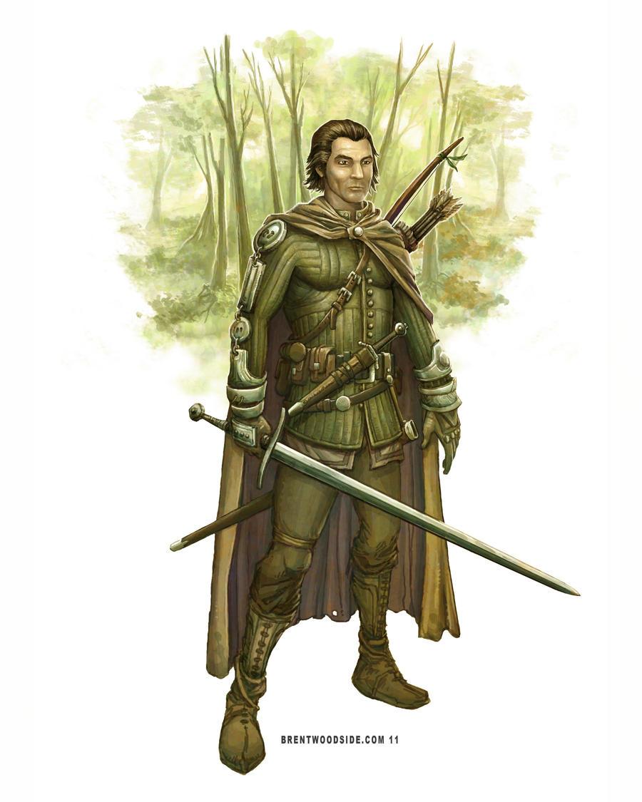ranger by brentwoodside on deviantart