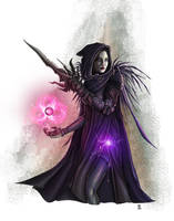 Dark Mage by BrentWoodside