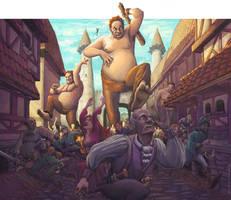 3 giants by BrentWoodside