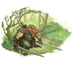 Dragonborn by BrentWoodside