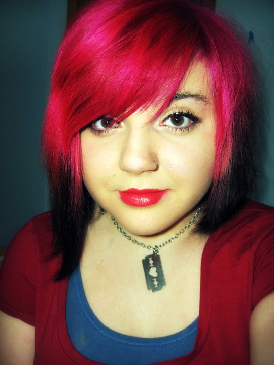 Just cut my hair Ramona Flowers style. Loving it :D | Hair ...