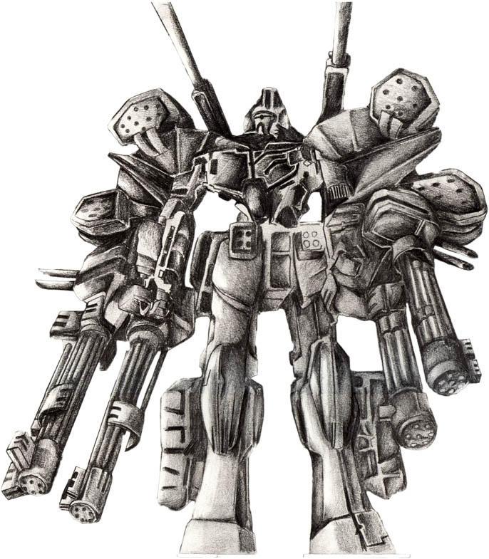 gundam heavy arms by titaniumx3 on deviantart