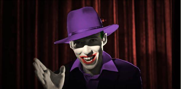 Joker (POGO) Remake by unusedusername111