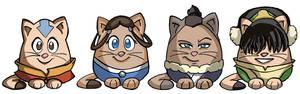 Gaang Kitties