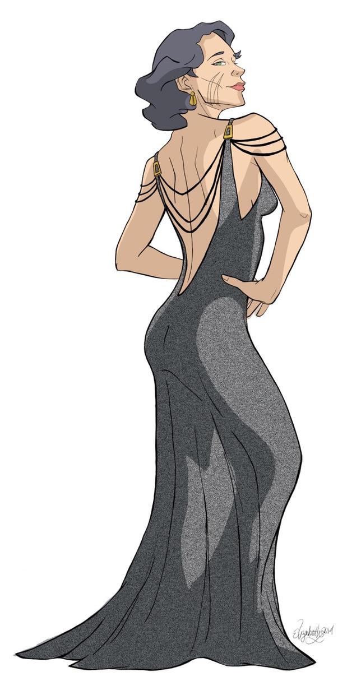 Sexy Dress by AmiraElizabeth