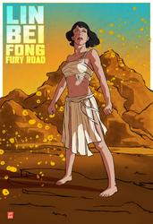 Lin Beifong - Fury Road #1