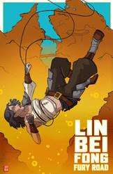 Lin Beifong -Fury Road #2