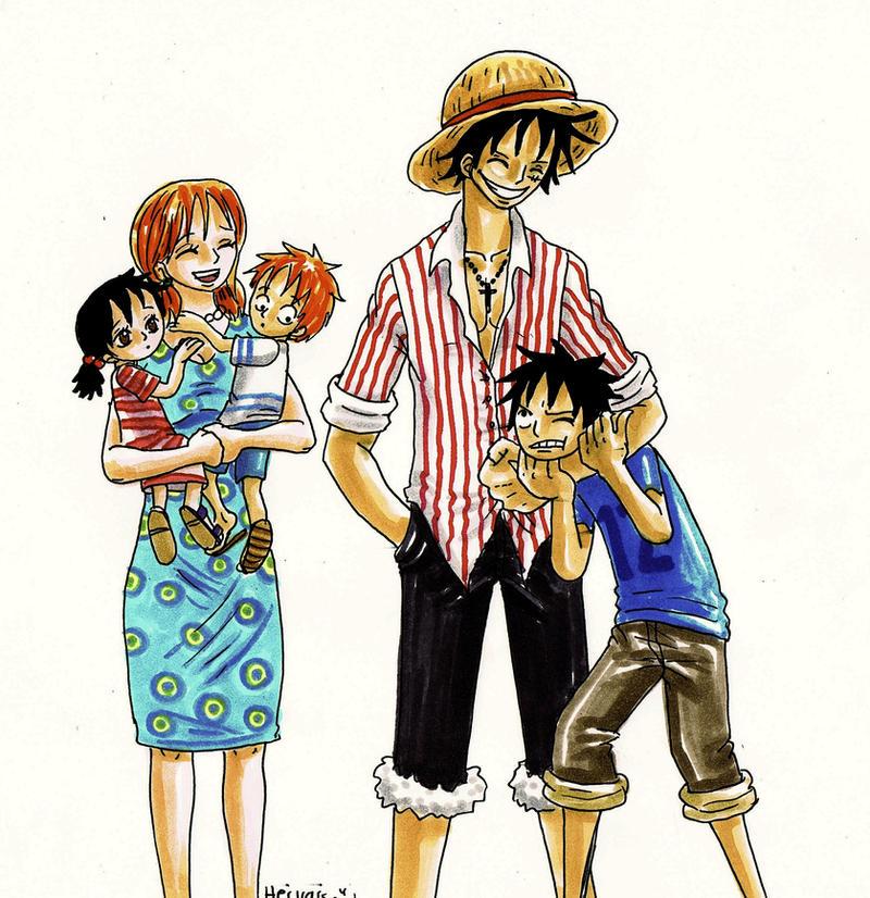 One Piece D Family Tree - #traffic-club