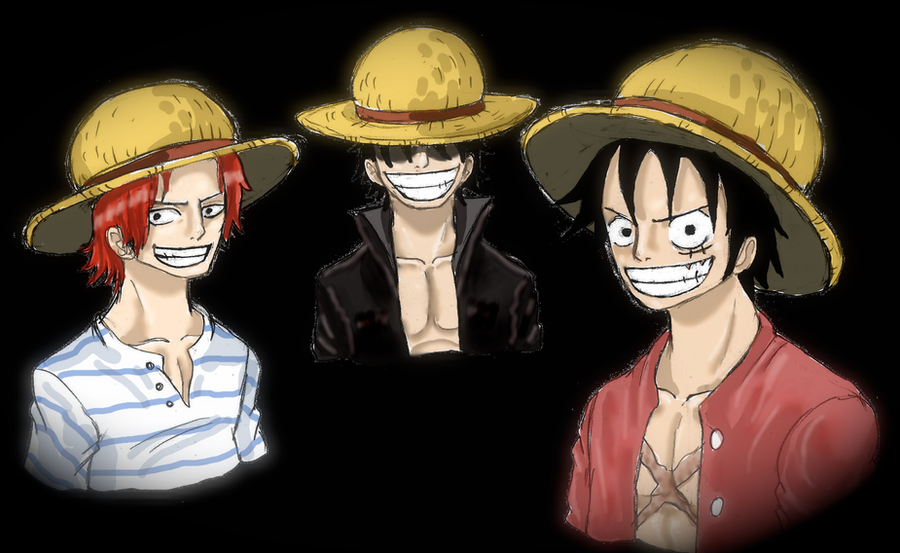 One piece  Shanks Roge...