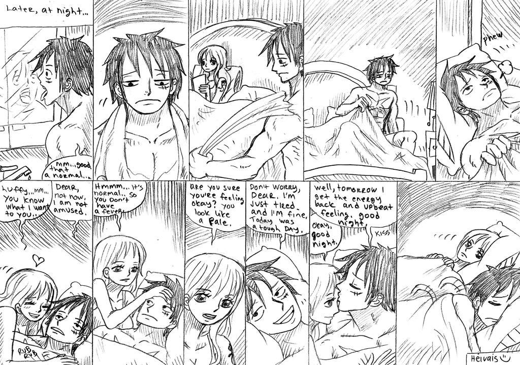 Serious illness, part 4 by heivais