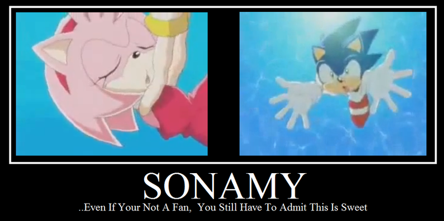 Sonamy by MagicalCustardSquire
