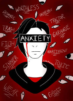 Anxiety vent ((read description))