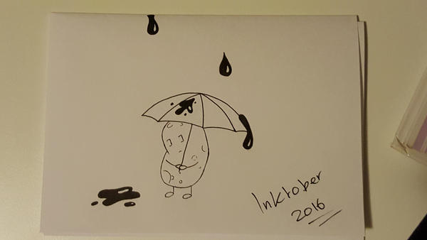 One rainy day by IFLE97
