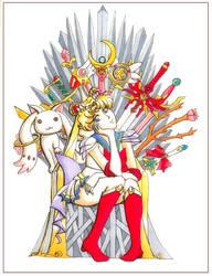 A Game of Magic by Sugar-Senshi