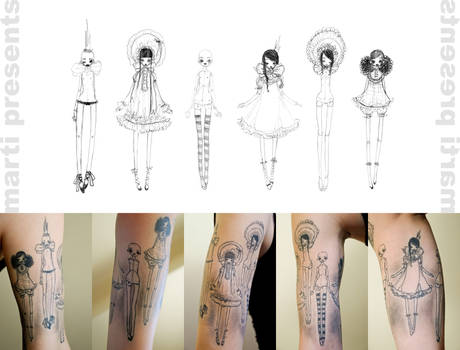 ..dollfie tattoo..