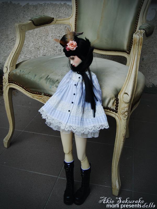 .Akie Sakurako. by ball-jointed-Alice