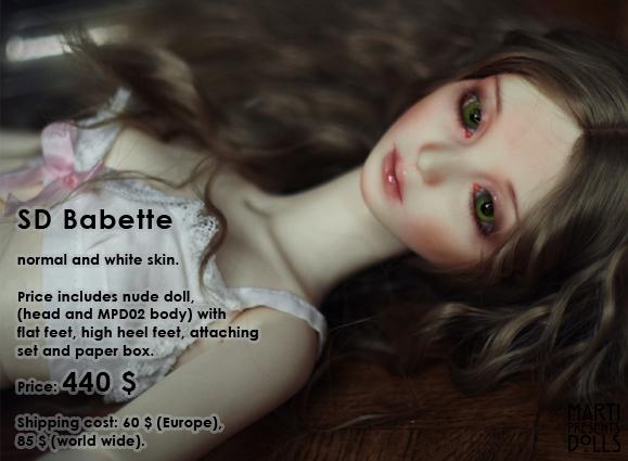 Doll Sale