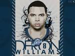 Deron Williams Vector