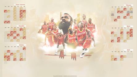 Houston Rockets Schedule 2015-2016 Season