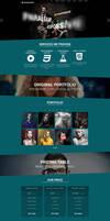 Parasponsive WordPress Theme