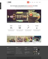 BIGBANG WordPress Theme by sandracz