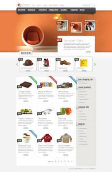 eStore eCommerce WP Theme