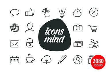 2,080 iOS 8, iOS 7 - Android Icons by sandracz