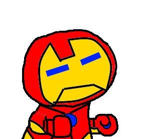 Iron Man FSJAL by SpiderNaruto