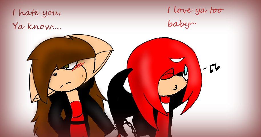 i hate you so much i love you by shockyshiver on deviantart