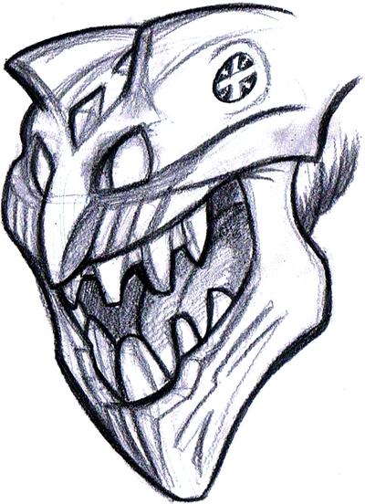 Cheerful Zaktan by Vrahno