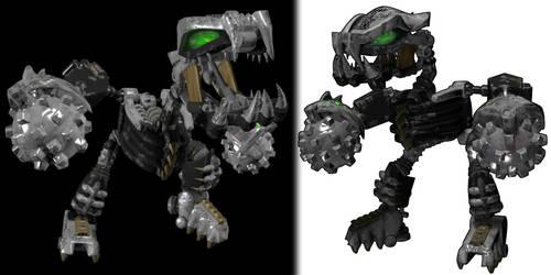 Overhauled Nuhvok-Kal in 3D