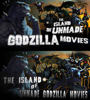 The Island of Unmade Godzilla Movies Thumbnails