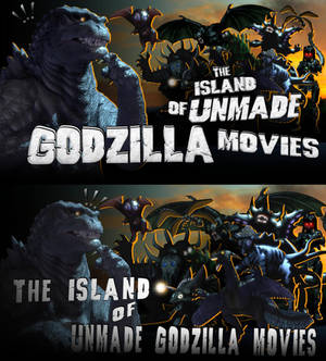 The Island of Unmade Godzilla Movies Thumbnails