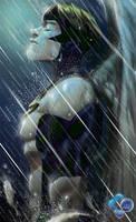 X-Men: Archangel by dr-conz