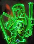INJUSTICE REBIRTH: Green Lantern