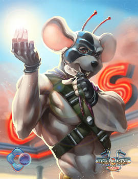 Bikermice from Mars: Vinnie