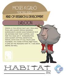 HABITAT.inc: Moses
