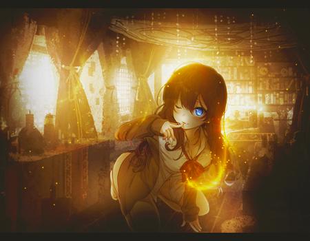 LIGHT IN THE DARKNESS by longnghia0705